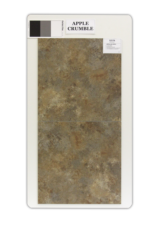 Apple Crumble EZFit Tile Flooring