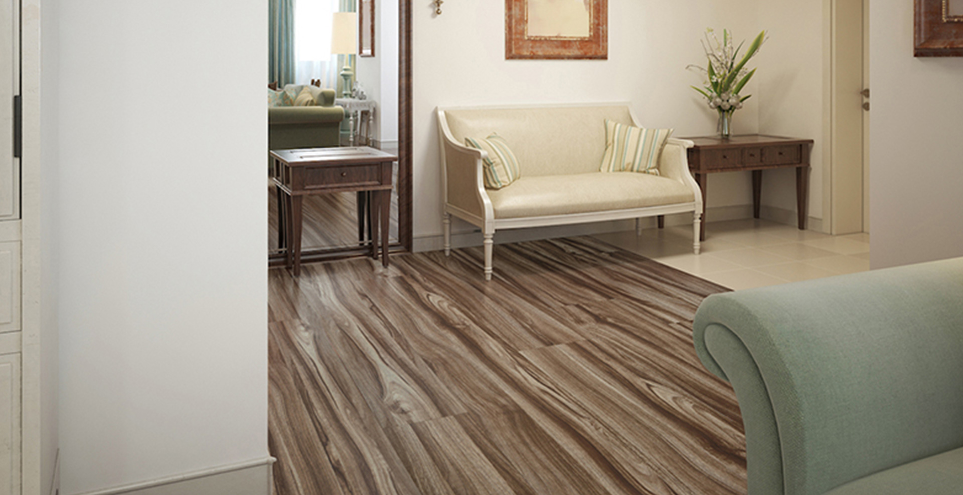 EZ Plus Vinyl Luxury Flooring