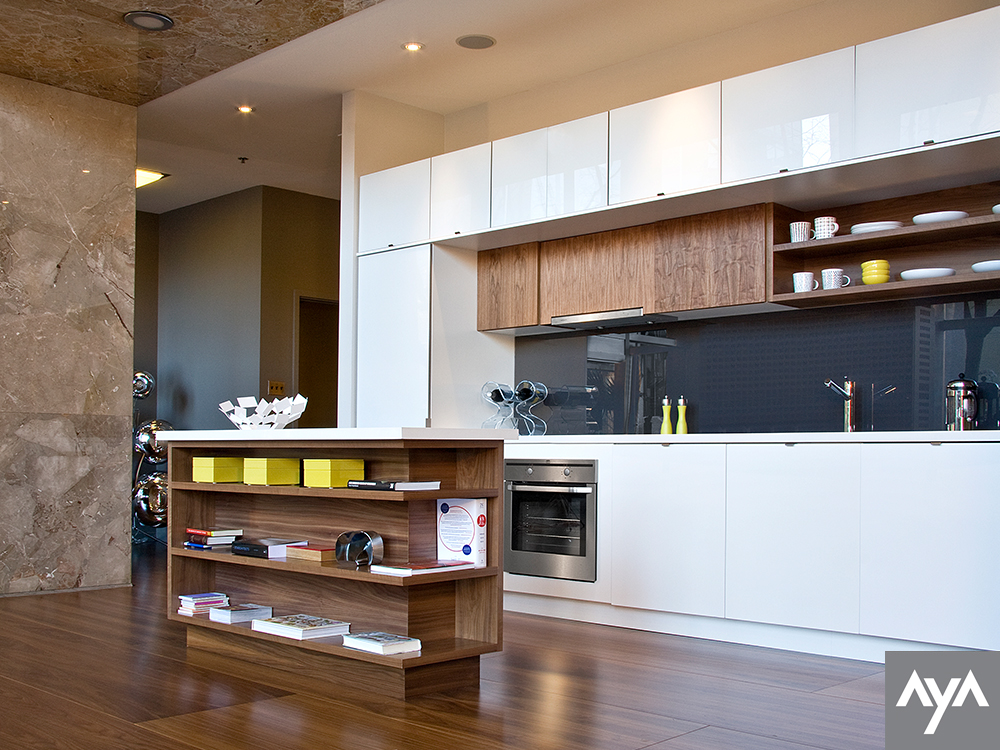 Modernized Kitchen Design