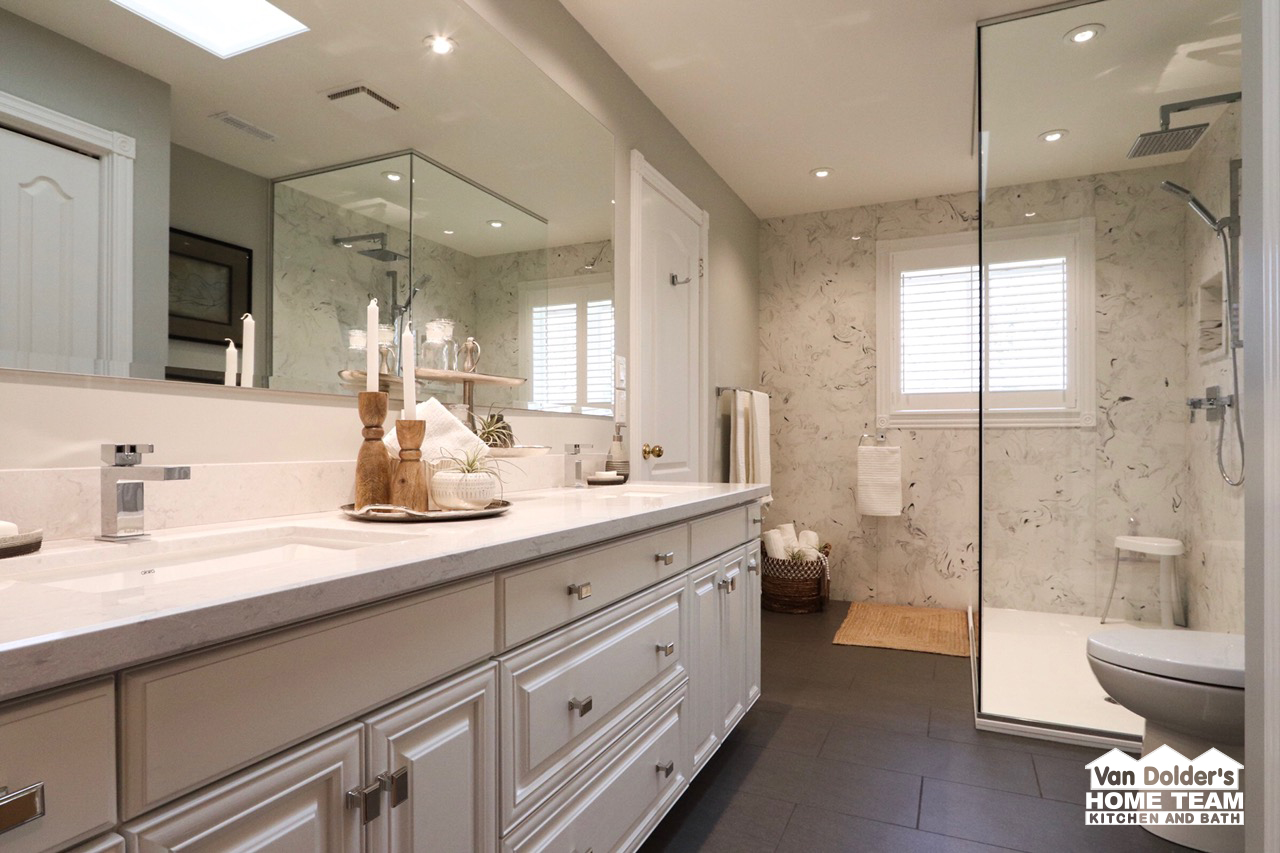 Bathroom Renovation by Van Dolder's Kitchen and Bath